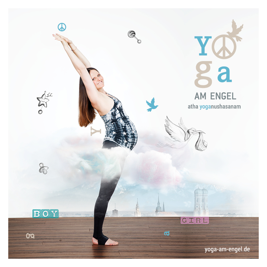Yoga am Engel 2016 pregnant workshops flyer